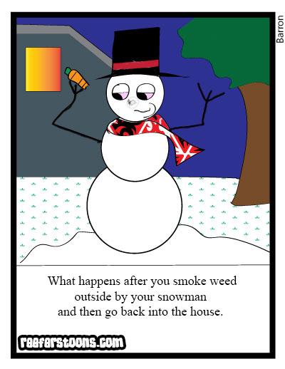 snoman weed