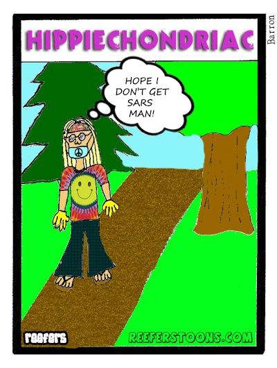 hippie SARS