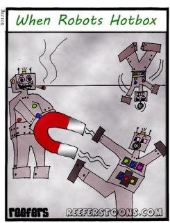 Reefers - Robot Hotbox