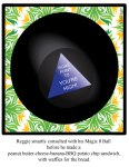 Magic 8 Ball -weed