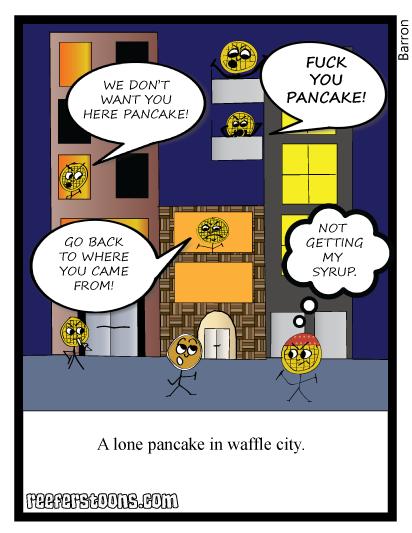 wafflecity