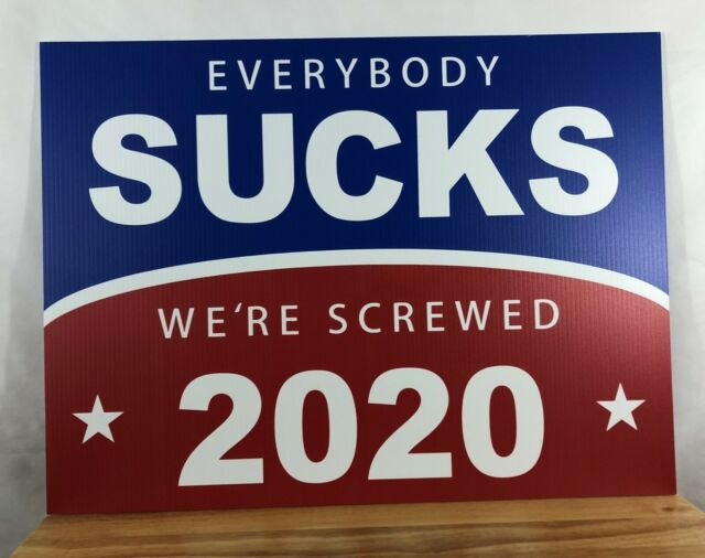 Everybody sucks 2020